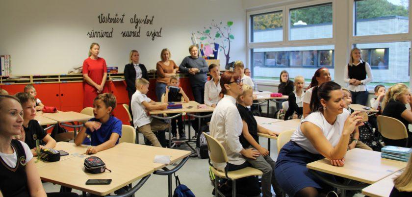 Hindame oma koolis kogukonnatunnetust ja koostööd
